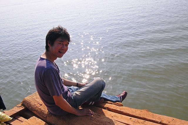 Mekongをわたる